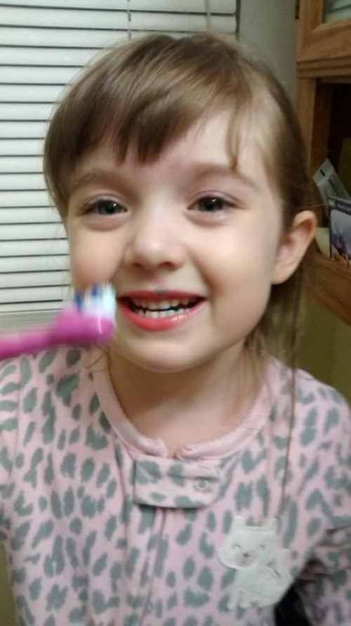 %name Children's Dental Health Month #SilverstromSmiles Contest