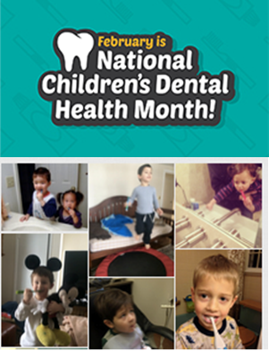 national childrens dental health month SPECIAL OFFERS