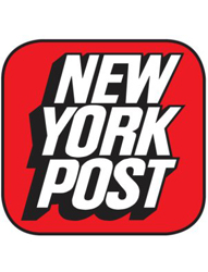 NewYork Post Logo Press Coverage