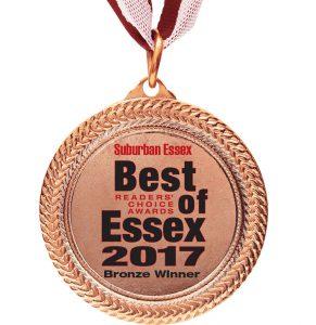 bronzemedalsquare 291x300 Gary Silverstrom Awarded Best Kids Dentist by NJ Family Magazine + Best Dentist by Suburban Essex Magazine